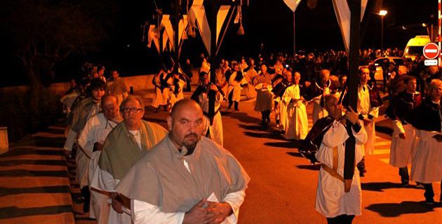 Semaine Sainte : Les confréries calvaises renouent avec la tradition de A Parata