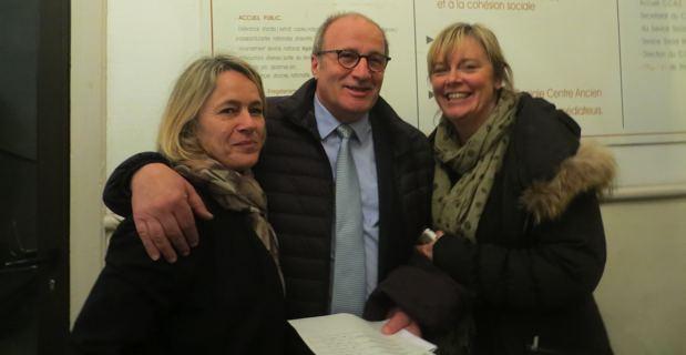 Le binôme de la majorité municipale bastiaise, Michel Rossi/Vanina Le Bomin, sûr de remporter le 2nd tour dans le 1er canton de Bastia.