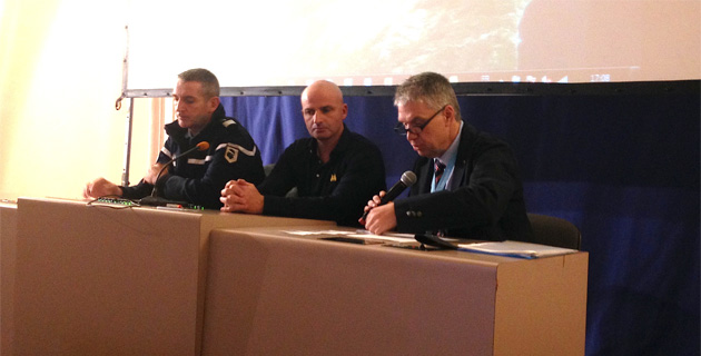 Une dernière réunion de mise au point, présidée par Dominique Bozzi, a eu lieu mercredi au siège de la collectivité territoriale.