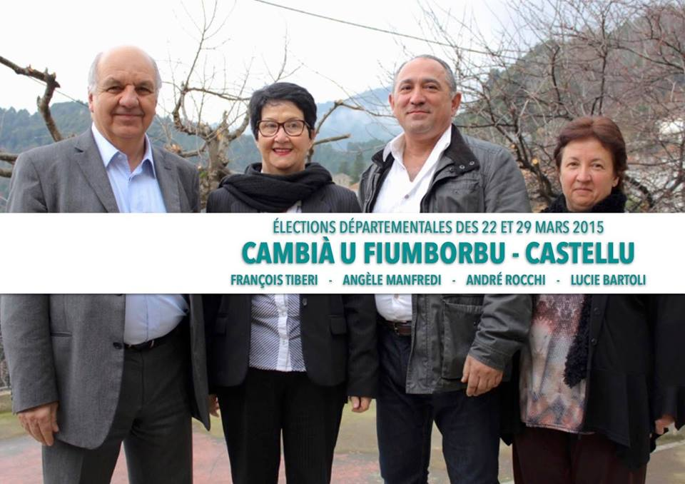 Fium'Orbu-Castellu : Les espoirs du binôme Tiberi-Manfredi