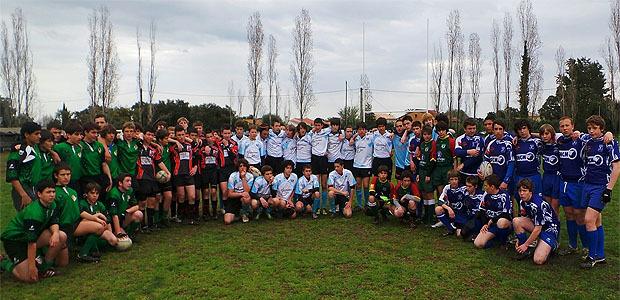 L'Orange rugby challenge est très prisé par les jeunes joueurs insulaires