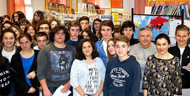 La liberté d'expression en débat au collège Pascal Paoli de L'Ile-Rousse