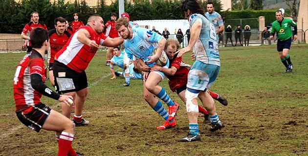 Rugby Honneur : Le RC Ajaccio veut rester maître à Vignetta