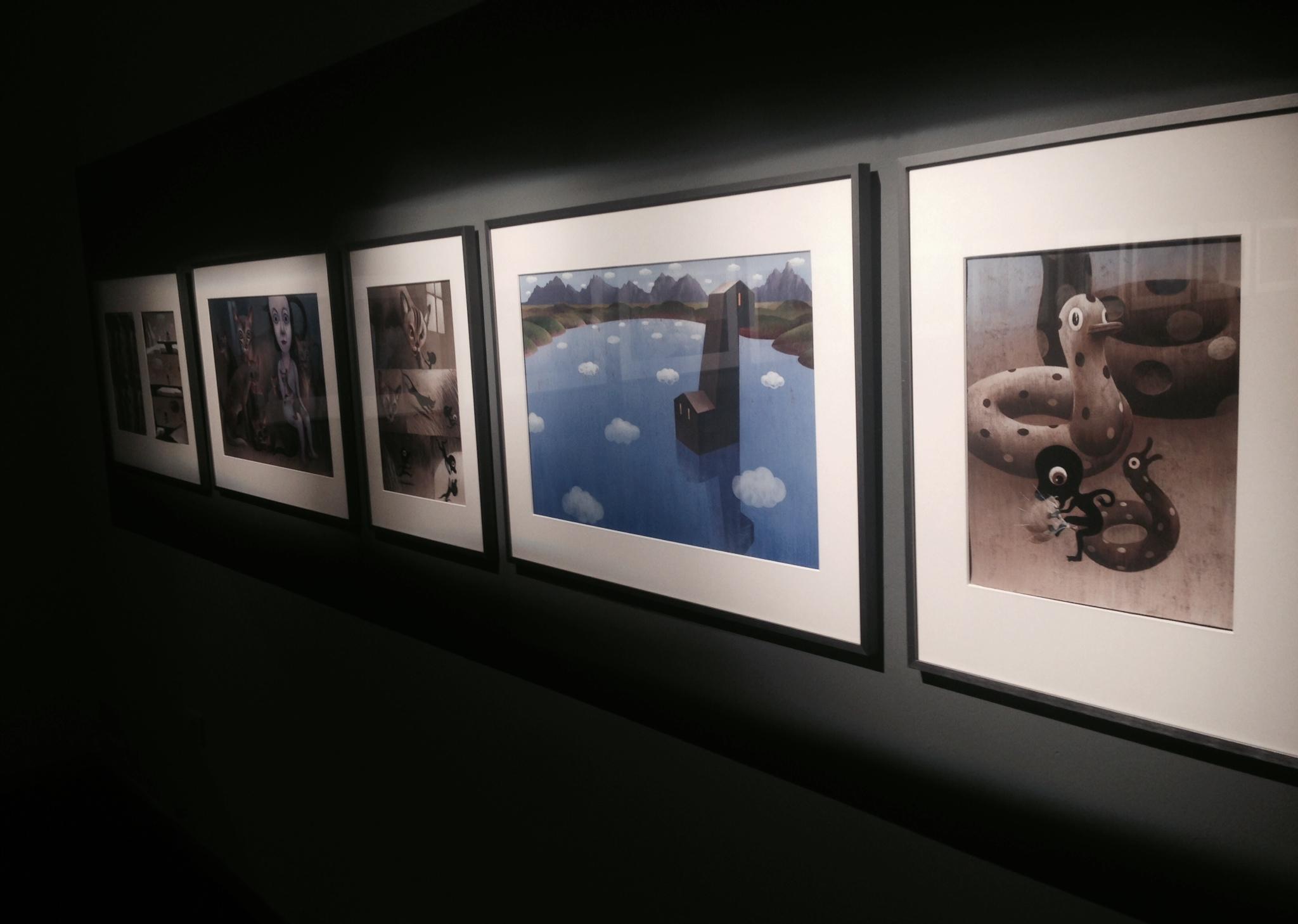 """L'expo """"Histoire d'un rêve"""" Ronald Curchod"""