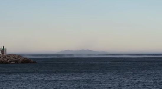 Météo : Alerte jaune pour vent fort et vagues de submersion en Corse