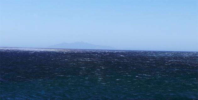 Météo : Violentes rafales de vent sur Bastia et le Nord de l'Île
