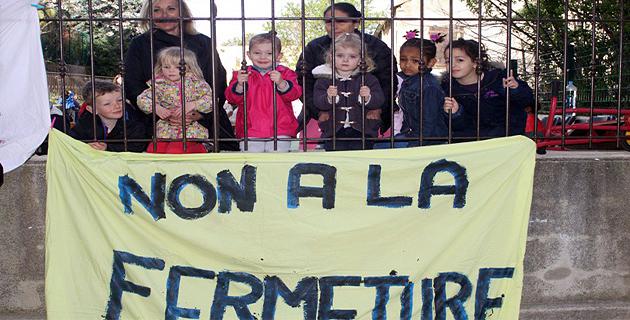 Après Lumio c'est Calenzana qui fait de la résistance et s'oppose à la fermeture d'une classe