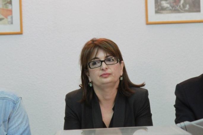 Anne-Marie Giustiniani psychiatre