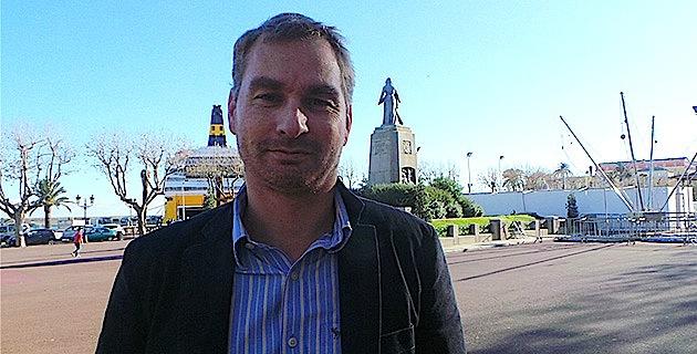 Guillaume-Olivier Doré, président de OTC agregator et de Corse Croissance