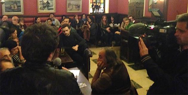 """Café-philo de Bastia : """"La cité doit-elle encadrer les artistes ? """""""