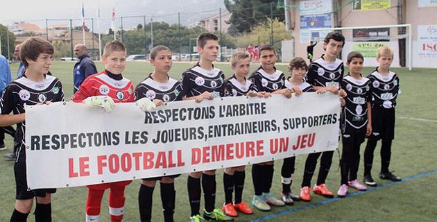 C'est parti pour le 14ème tournoi du FC Calvi-Challenge Dominique Rutily