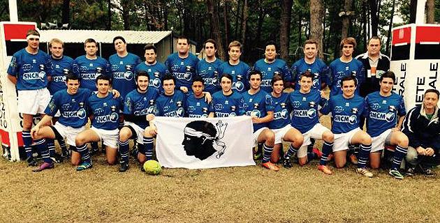 Rugby : Un succès pour finir pour les juniors de l'entente Avvene XV