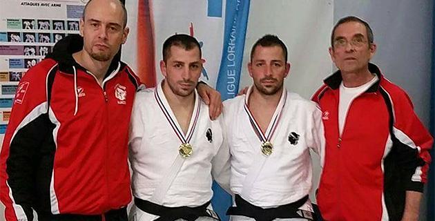Ajaccio : Un second titre de champion de France de Jujitsu pour les frères Beovardi