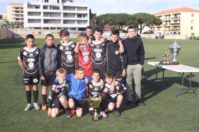 Remerciements du FC Calvi et encouragements pour le SCB