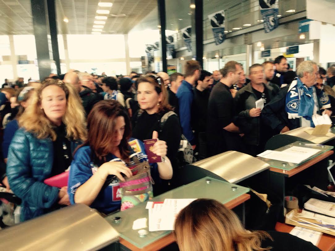 Jour de finale : Tous à Paris