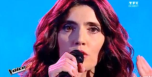 The Voice : Battista Acquaviva dans le top 8