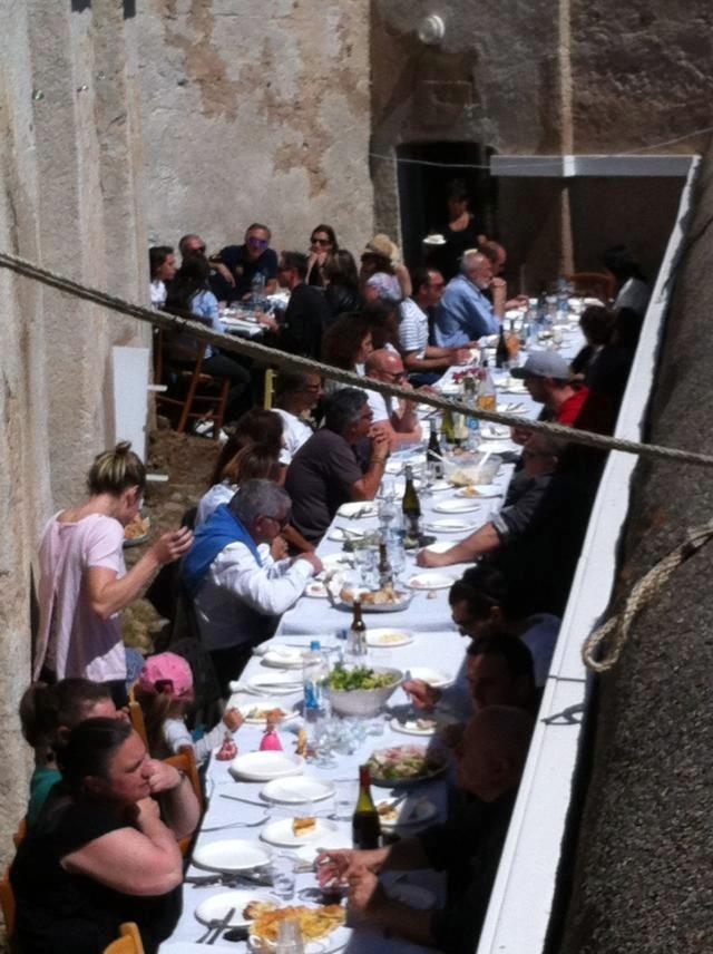 Merendella réussie pour le Collectif des associations à Calvi
