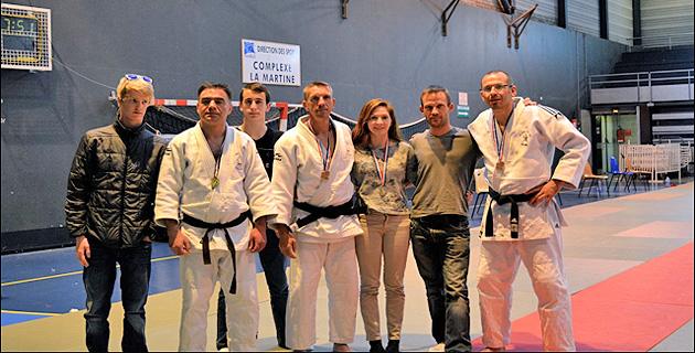 Une pluie de médailles pour le Judo Club de L'Ile-Rousse !