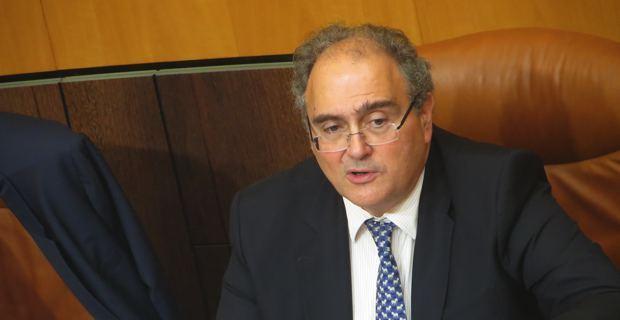 """Paul Giacobbi qualifie l'attitude de Thiriez """"d'insulte officielle"""" et saisit le Secrétaire d'Etat aux sports"""