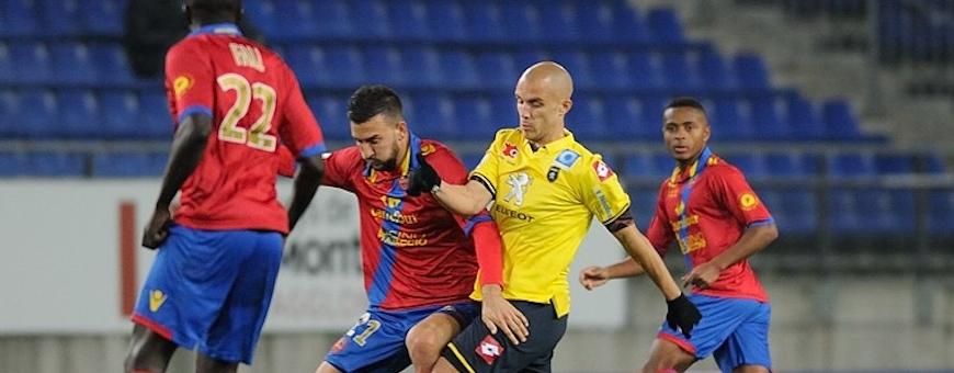 Battu 2 à 0 au match aller le GFCA a remporté un succès important vendredi soir face au FC Sochaux