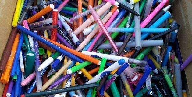 Récolte de stylos usagés au profit d'Inseme : L'Extrême-Sud aussi…
