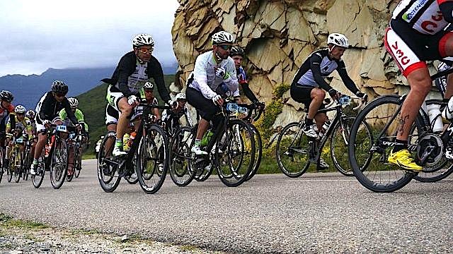 Cyclo'Corse 2015 : Paluello et Baudoin vainqueurs sur 100 et 120 km