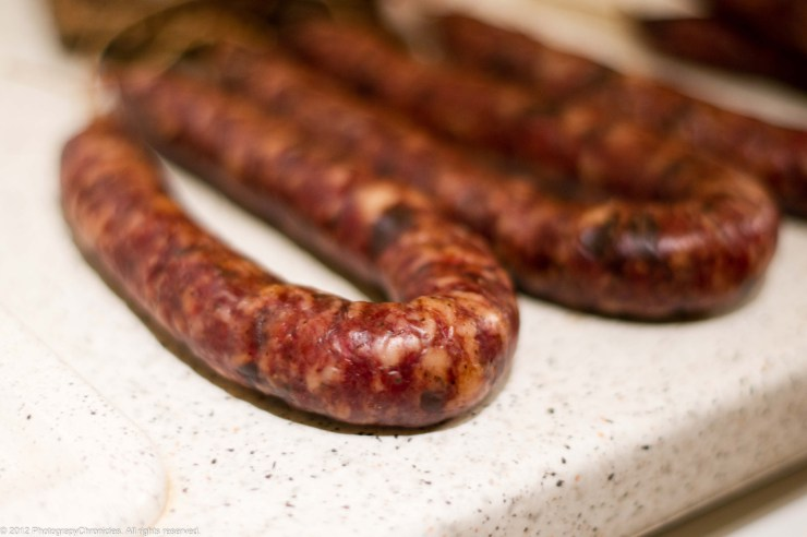 Des cas de trichinellose après la consommation de figatelli artisanaux à Aullène