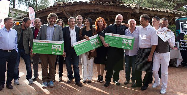 Les talents gourmands de Corse sacrés à Porto-Vecchio