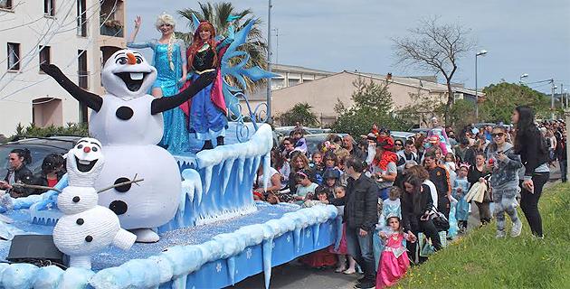 Carnaval de Biguglia : L'ambiance au rendez-vous