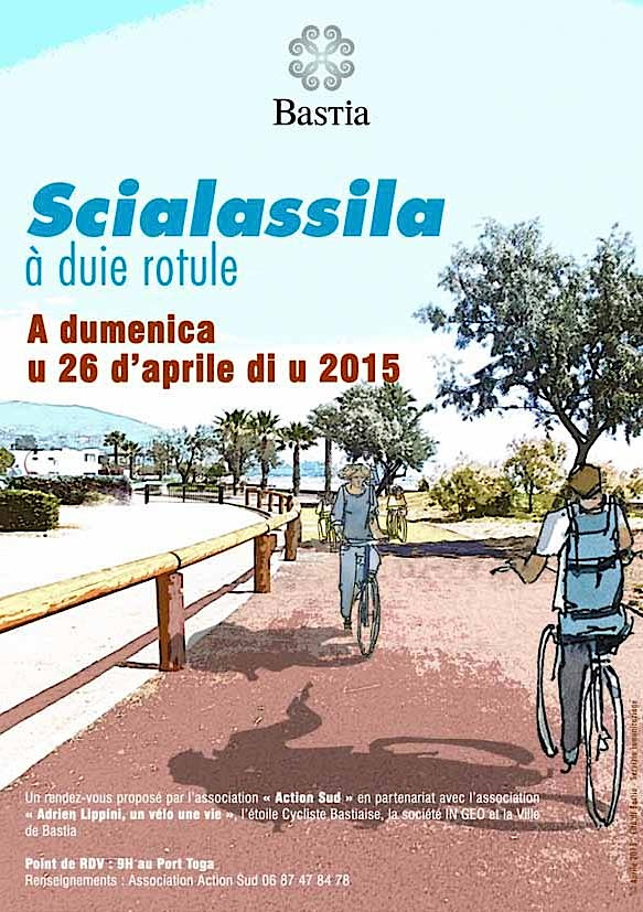 """Bastia : Première édition de """"Sciallassila à duie rotule"""""""