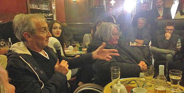 Café-Philo de Bastia : Qui a dit que la philosophie n'était qu'un art de parler pour ne  rien dire ?