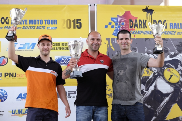 Velardi, Derrien, Verdoni : Le trio gagnant du Rallye de Corse (Photos DDRMT/Jacky Ley)