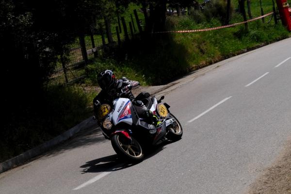 Rallye de Corse moto : Christophe Velardi reste maître chez lui !