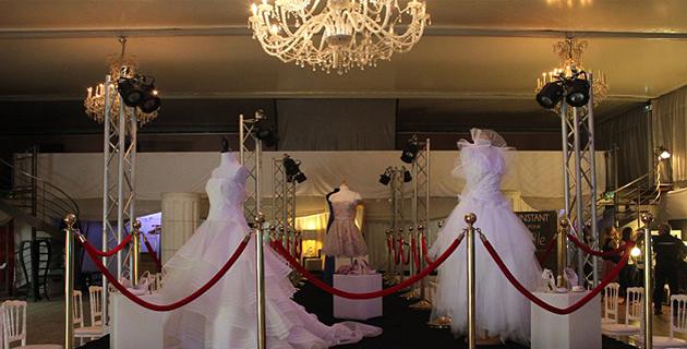 Salon du mariage 2015 by Le Hussard