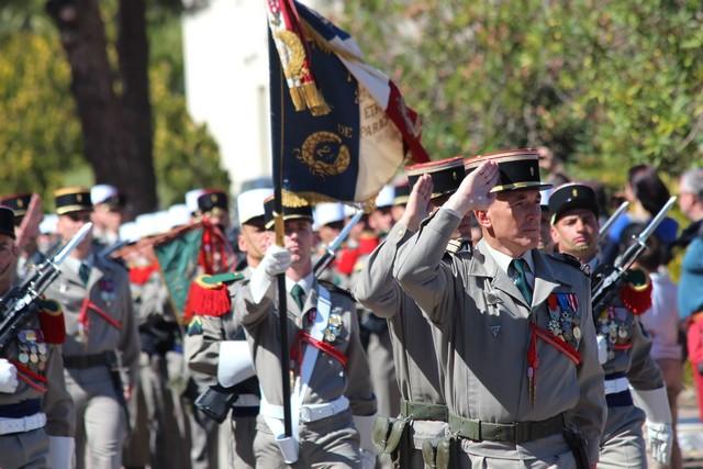 Calvi : Le général Bouquin a présidé les cérémonies du 152e anniversaire du combat de Camerone
