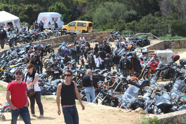 Galéria point de ralliement des bikers