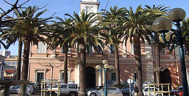 Point de croisiéristes dans les rues d'Ajaccio ce dimanche