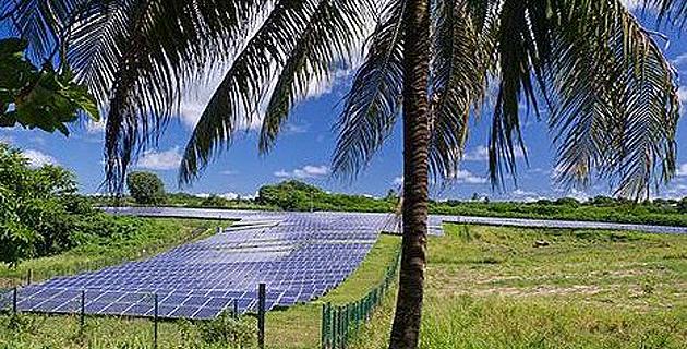 Méthanor investit 1,05M€ dans des parcs photovoltaïques Akuo Corse Energy Solar