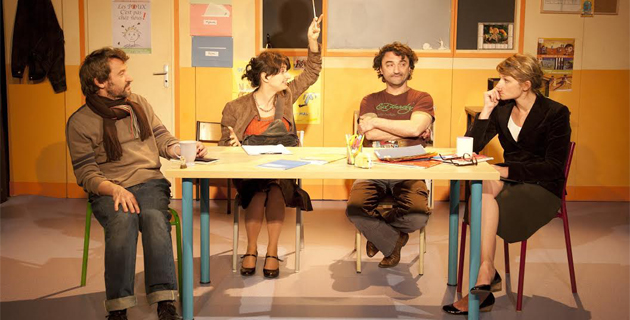""" La Maîtresse en maillot de bain"" au Théâtre de Propriano"