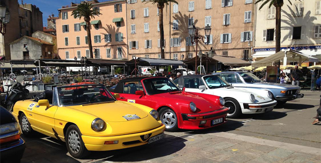 Rallye Automobile Korsika : Les belles Allemandes sur les routes de l'île