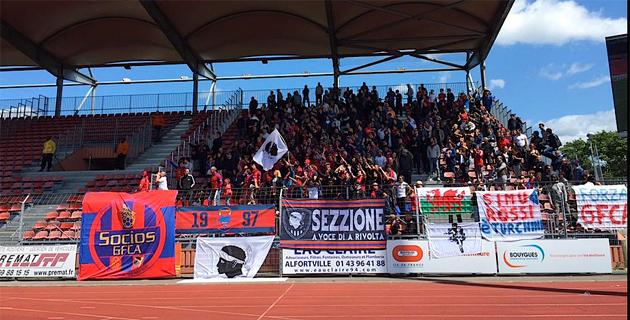 Le GFCA ramène de Créteil le point qui le rapproche de la Ligue 1