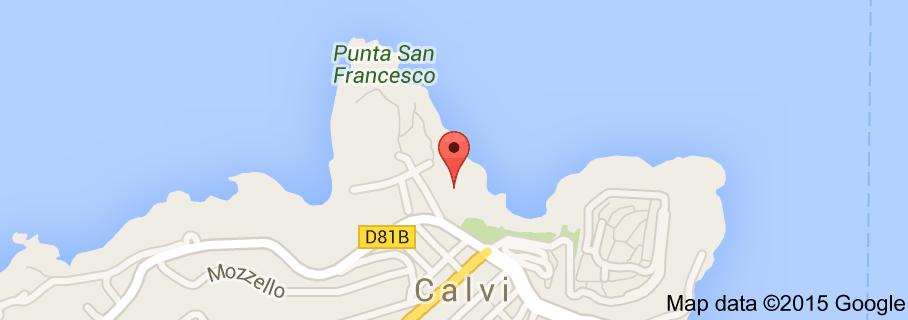 Incendie de véhicules Pointe Saint-François à Calvi