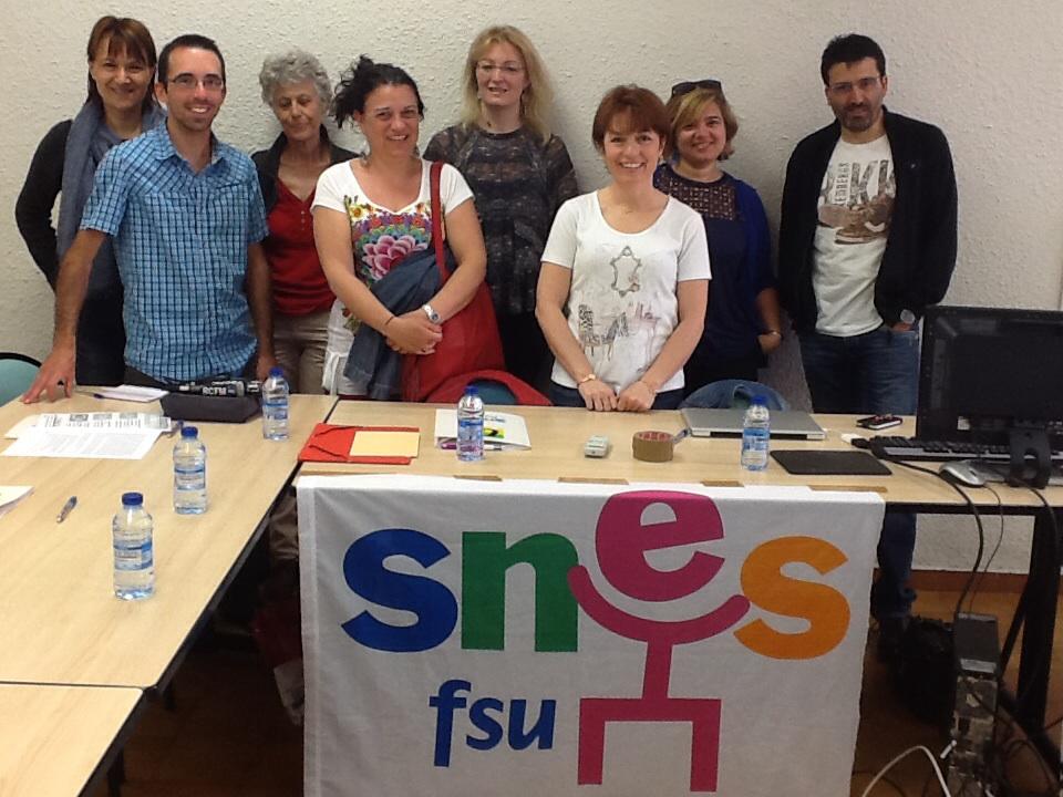 SNES-FSU : Oui à la réforme du collège mais pas à celle proposée par le ministère