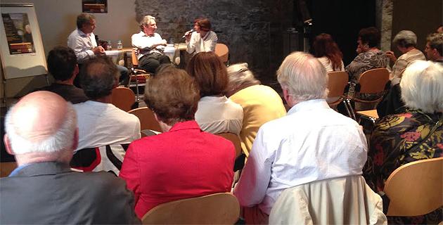 À Bastia, les romanciers chatouillent l'Histoire
