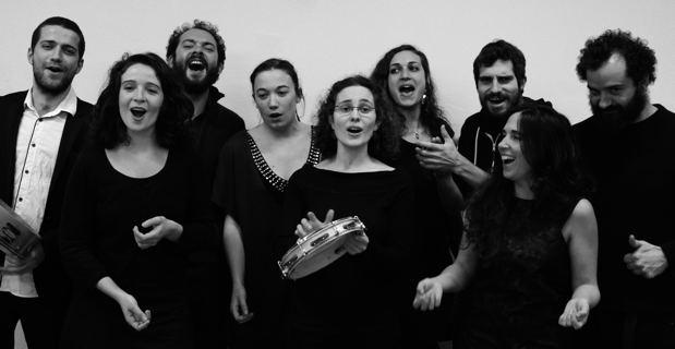 Le groupe de nouvelles polyphonies occitanes, Lo Barrut.