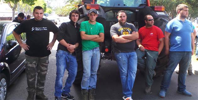 Après la manifestation de Bastia : 3 jeunes agriculteurs seront jugés le 30 Juin