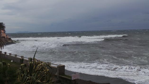 Météo : Avis de vents violents sur la Haute-Corse