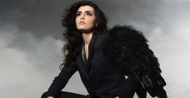 La chanteuse Battista Acquaviva.