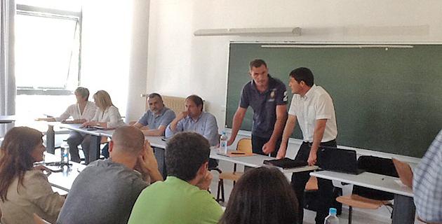 Inseme per a Corsica : Dernier point d'étape avant la présentation du projet le 27 juin