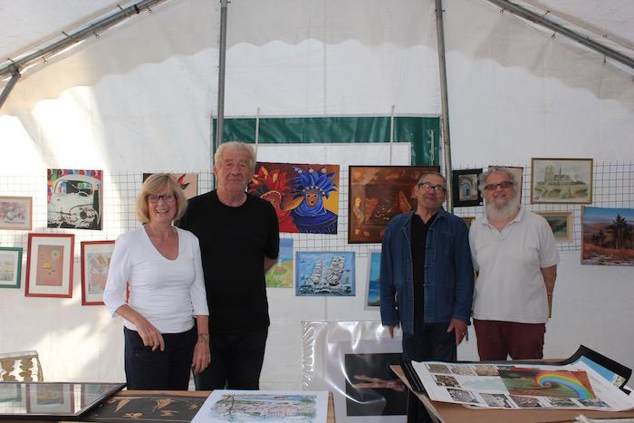 Ajaccio : Quand l'art se met au service de la solidarité